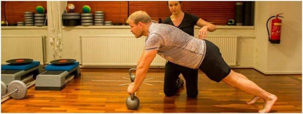 Fysioterapia turku