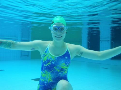 Erittäin ammattitaitoista allasterapiaa ja yksilöllistä uimaopetusta